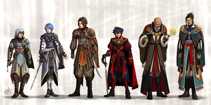 Kingdom Hearts / Assassins Creed Crossover Outfits Kingdom Hearts Birth By Sleep Armor Wallpaper