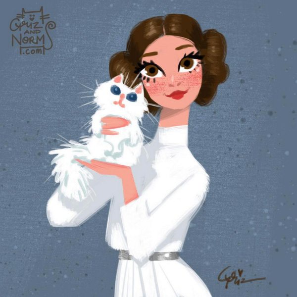 Star Wars Kitties Fan Art