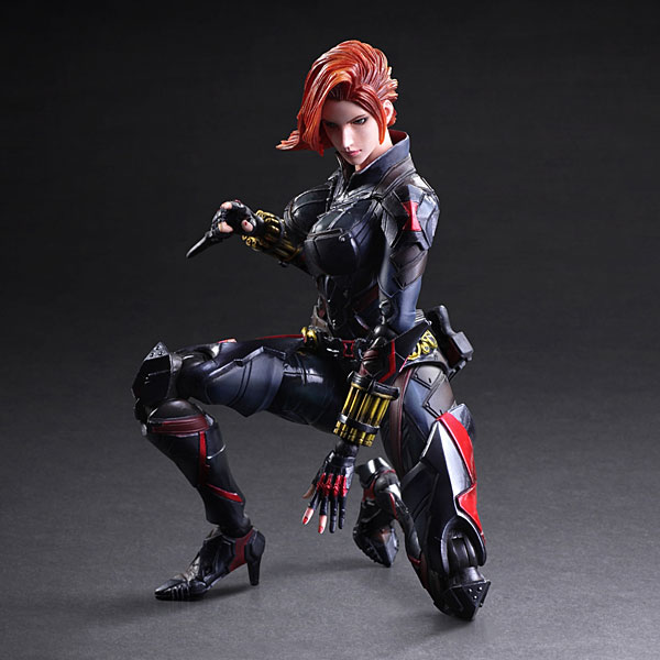 Black Widow: Play Arts Kai Variant Action Figure