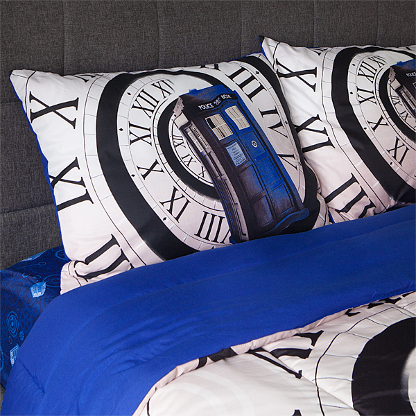 Doctor Who Comforter   Pillow Cases. Who Comforter   Pillow Cases