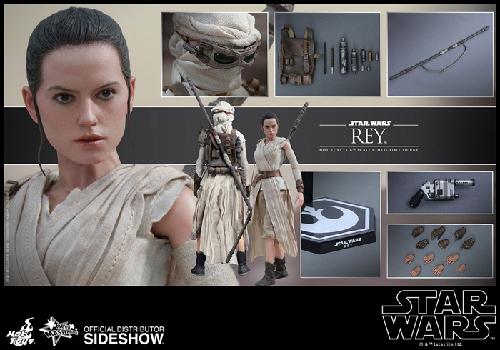 Hot Toys Star Wars: The Force Awakens Collectibles