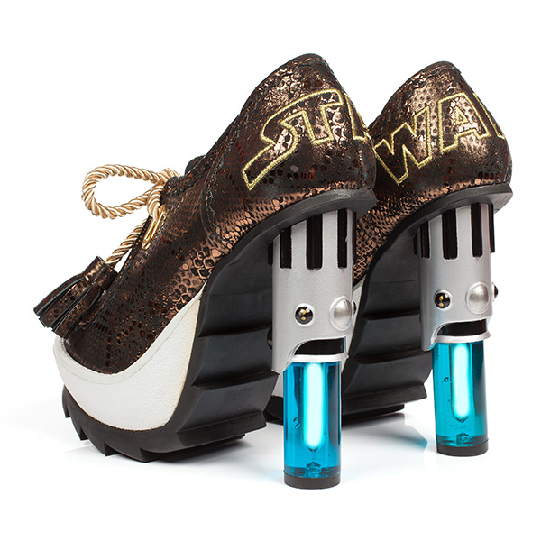 Star Wars Limited Edition Flats & Lightsaber Heels