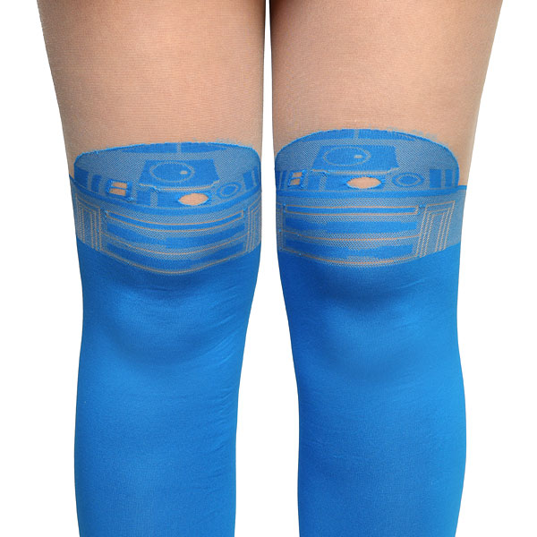 Star Wars Faux Thigh-Hi Tights