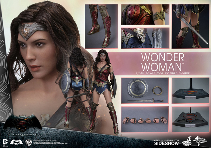 DC Comics Wonder Woman DC Comics Sixth Scale Figure