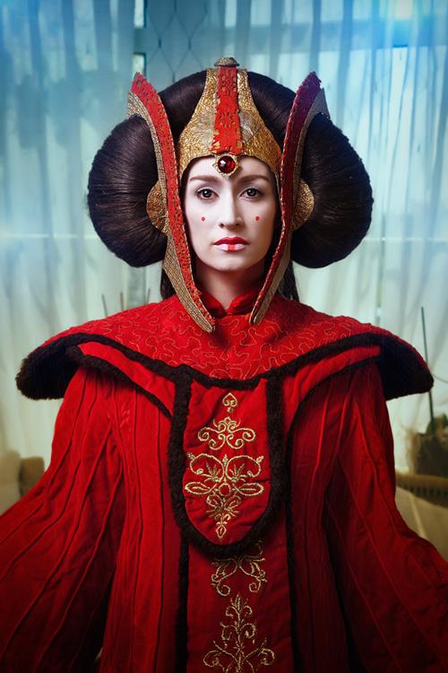 queen amidala amp decoy cosplays