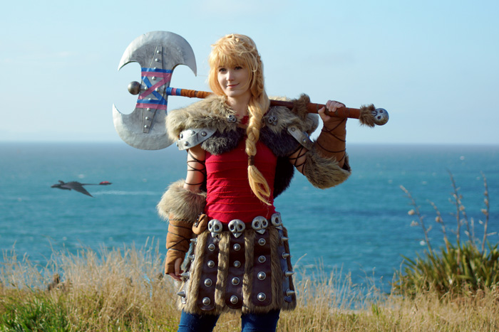 Astrid from how to train your dragon 2 cosplay ccuart Image collections