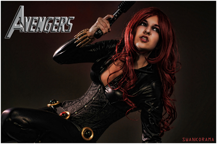 Avengers Black Widows Cosplay