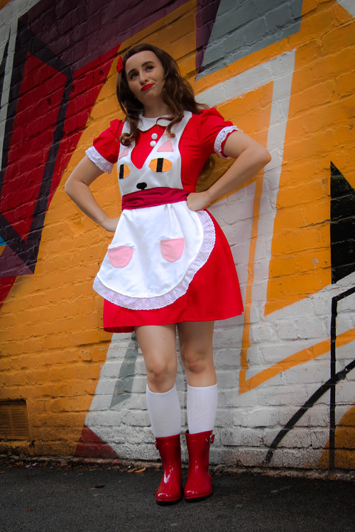 Bee And Puppycat Costume
