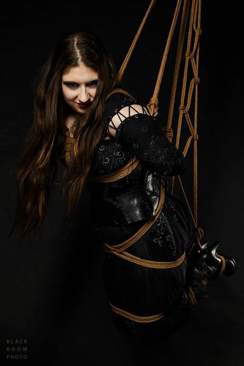 Bellatrix Azkaban Incarcerous Cosplay