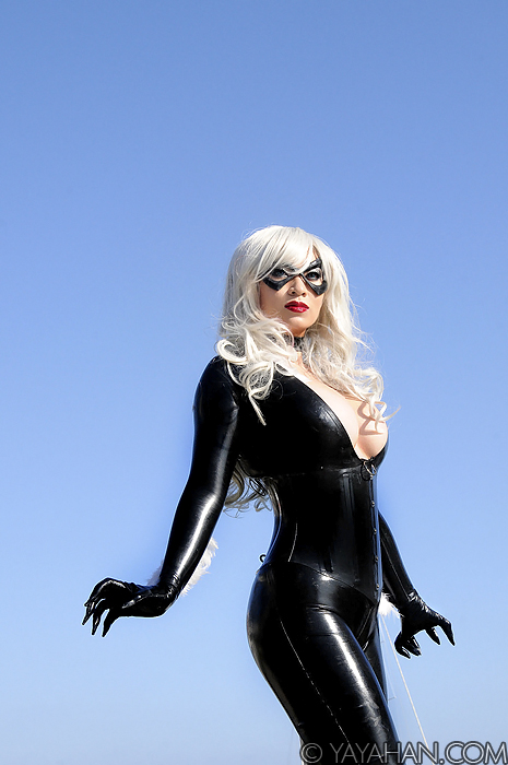 Yaya Black Cat