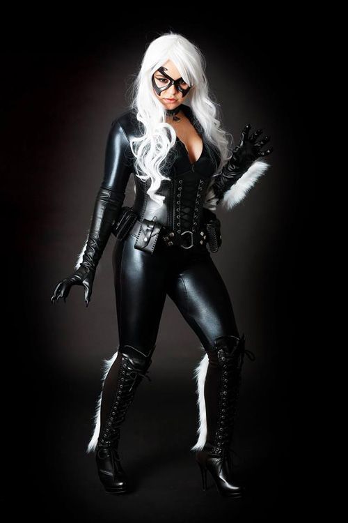 Black Cat In The Amazing Spider Man