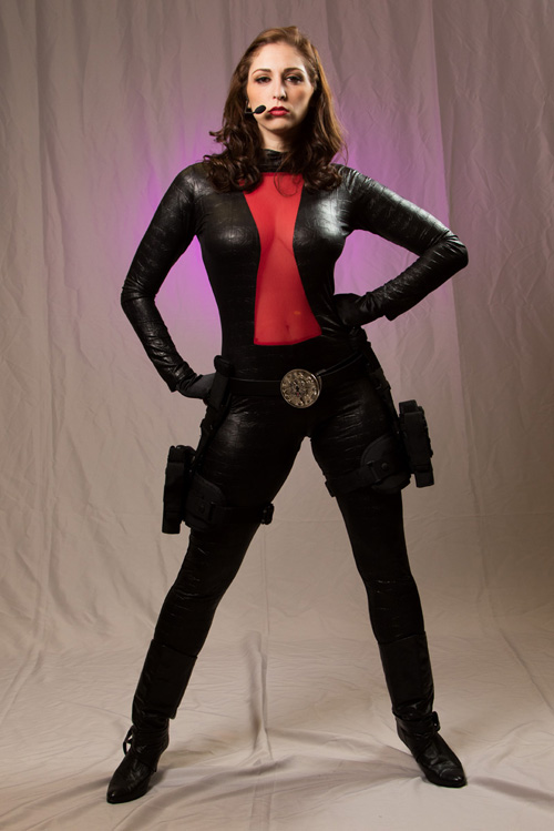 Wanted to do a variation of the Black Widow where the Widow is not an ...