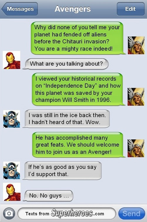 Best of Captain America Texts