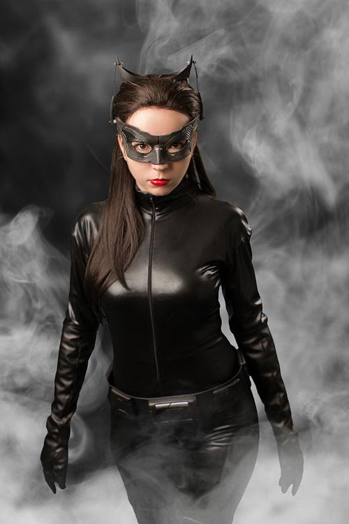 Dark Knight Rises Catwoman Cosplay