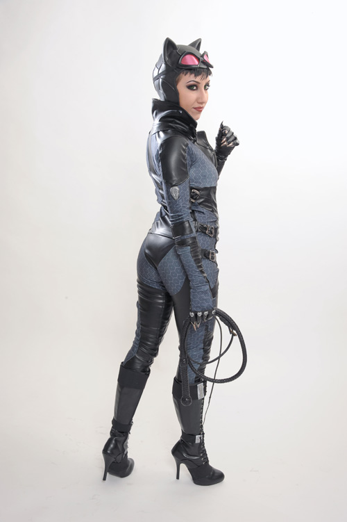 Catwoman from Batman: Arkham City Cosplay