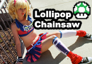 Lollipop Chainsaw Cosplay