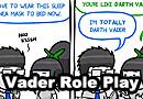 Darth Vader Roleplay Comic