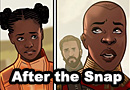 After the Snap - Avengers: Infinity War Comic