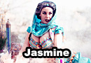 Jasmine Thief of Agrabah Cosplay