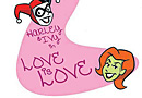 Harley & Ivy in Love is Love - Comic