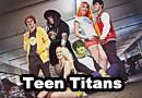 Teen Titans Group Cosplay