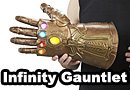 Avengers Infinity Gauntlet Articulated Electronic Fist