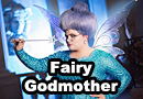 Fairy Godmother from Shrek 2 Cosplay