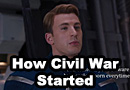 How Civil War Really Started