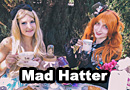 Mad Hatter from Alice in Wonderland Cosplay