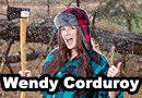 Wendy Corduroy from Gravity Falls Cosplay