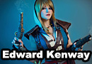 Female�Edward Kenway from�Assassin
