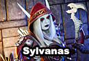 Sylvanas Windrunner from World of Warcraft Cosplay