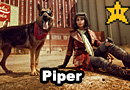 Piper & Dogmeat�from Fallout 4 Cosplay