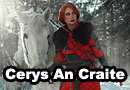 Cerys an Craite from The Witcher 3 Cosplay