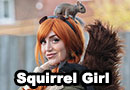 Real Life Squirrel Girl