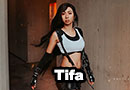 Tifa from Final Fantasy VII Cosplay