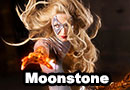 Moonstone from Marvel Comics Cosplay