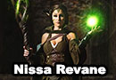 Nissa Revane from Magic: The Gathering Cosplay