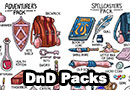Dungeons & Dragons Packs