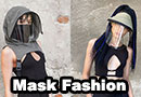 Fashionable Face Shields & Masks