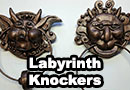 Labyrinth Door Knockers