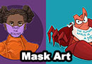 Wear Masks Fan Art