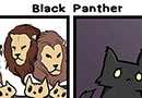 Thank You Chadwick - Black Panther Comic