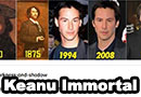 Proof Keanu Reeves is Immortal