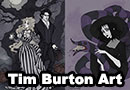 Tim Burton Fan Art