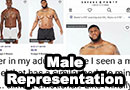Male Body Positivity Representation