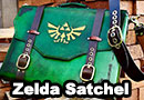 The Legend of Zelda Leather Bags