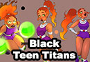 Black Teen Titans Fan Art