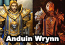 Queen Anduin Wrynn from World of Warcraft Cosplay