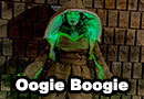 Oogie Boogie from The Nightmare Before Christmas Cosplay